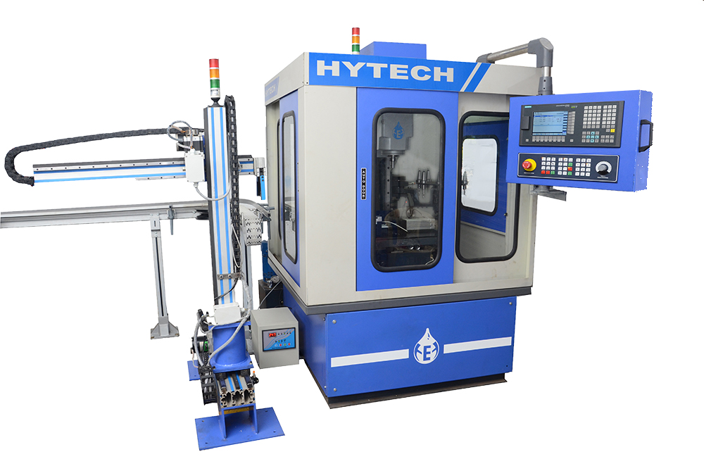 Flexible Manufacturing Systems - Hytech World